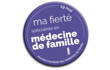 Le 19 mai, c'est la journée mondiale des médecins de famille