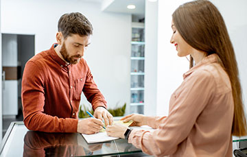 Nouveau formulaire d'inscription et nouveaux formulaires de consentement