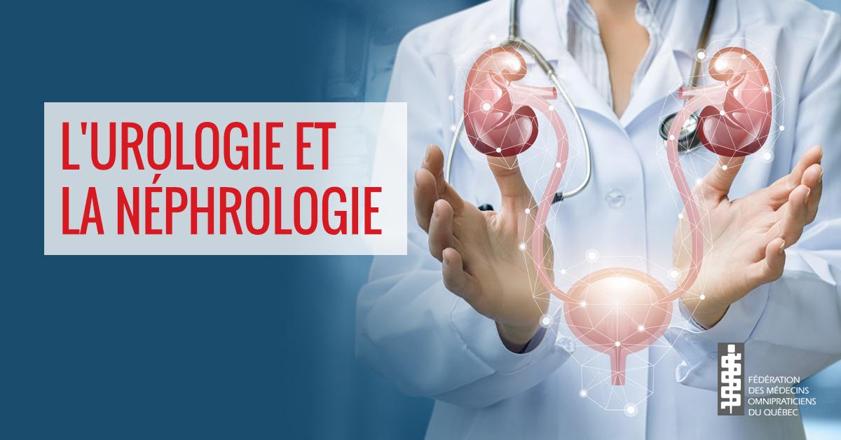 Congrès l'urologie et la néphrologie'