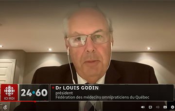 Discours inaugural et accès aux médecins de famille La FMOQ réplique